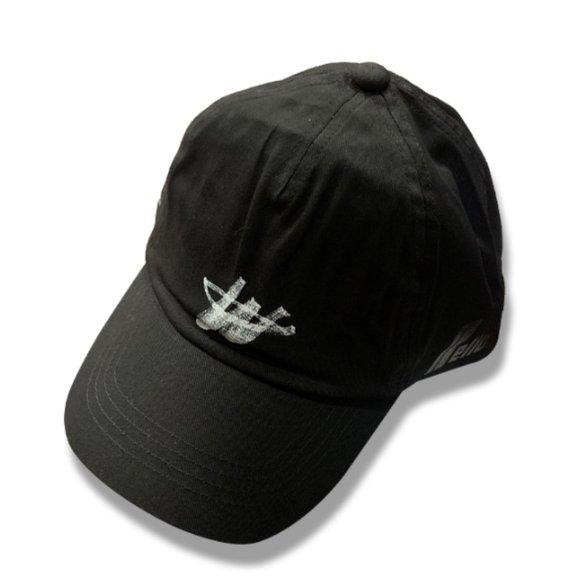 WELLDONE Monogram Logo Baseball cap CAP